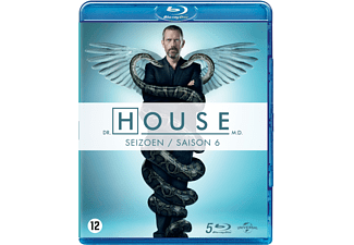 House M.D. - Seizoen 6 | Blu-ray