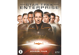 Star Trek: Enterprise - Seizoen 4 | Blu-ray