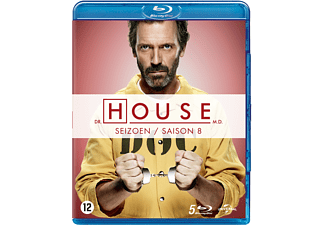 House M.D. - Seizoen 8 | Blu-ray