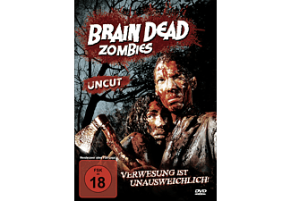 Brain Dead Zombies (Uncut) [DVD]