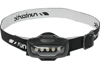 RUNTASTIC RUNFHL1 Head Lamp Stirnlampe Schwarz