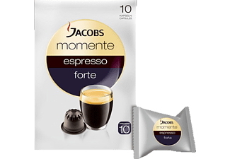 jacobs momente espresso forte nespresso kompatible kapseln kaffee media markt. Black Bedroom Furniture Sets. Home Design Ideas