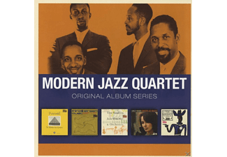 The Modern Jazz Quartet - Original Album Series - (CD)
