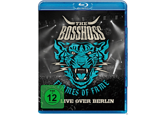 The BossHoss - Flames Of Fame (Live Over Berlin) - (Blu-ray)