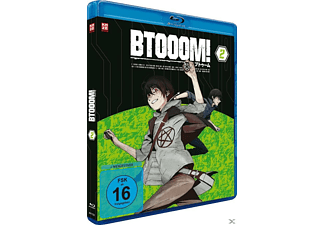 Btooom! - Vol. 2 - (Blu-ray)
