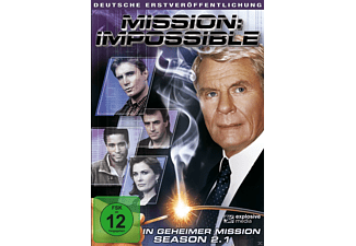 MISSION IMPOSSIBLE 2.1.STAFFEL [DVD]