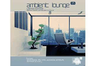 VARIOUS - Ambient Lounge Vol. 17 - (CD)