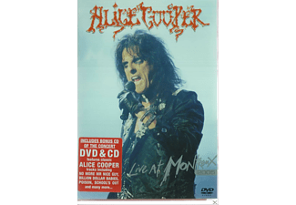 Alice Cooper - Live At Montreux 2005 [DVD]