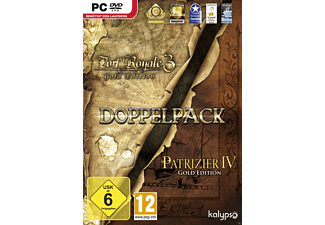 Port Royale 3 / Patrizier 4 Gold Bundle - PC