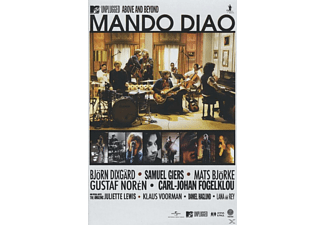 Mando Diao - Mtv Unplugged - Above And Beyond - (DVD)