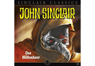John Sinclair Classics 12: Das Höllenheer - 1 CD - Science Fiction/Fantasy