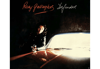 Rory Gallagher - Defender (Remastered) - (CD)