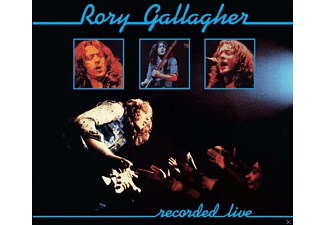 Rory Gallagher - Stage Struck (Live & Remastered) - (CD)