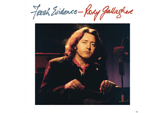 Rory Gallagher - Fresh Evidence (Remastered) - (CD)