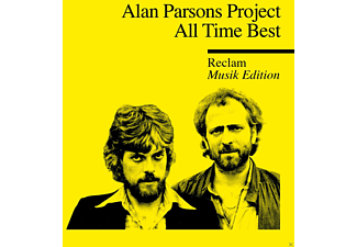 The Alan Parsons Project - All Time Best - Reclam Musik Edition 28 [CD]