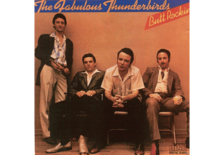 The Fabulous Thunderbirds - Butt Rockin' - (CD)