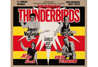The Fabulous Thunderbirds - Girls Go Wild [CD]