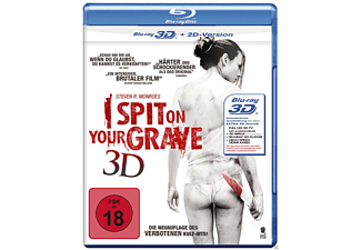 Steven R. Monroe's I Spit On Your Grave - (3D Blu-ray (+2D))