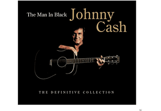 Johnny Cash - The Man In Black (Alben Für Die Ewigkeit) [CD]
