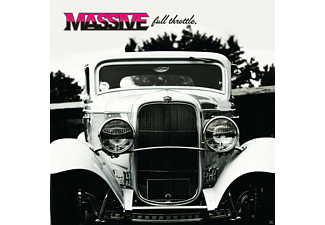 Massive - Full Throttle (Ltd.4 Bonus Tracks Edition) - (CD)
