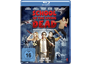 School of the Living Dead - (Blu-ray)