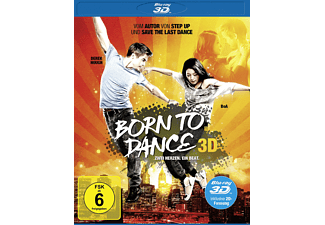 Born to Dance (+2D) [3D Blu-ray (+2D)]