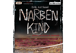 Narbenkind - 1 MP3-CD - Krimi/Thriller