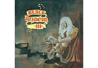 Black Widow - III [CD]