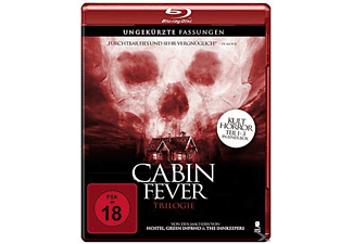CABIN FEVER 1-3 - (Blu-ray)