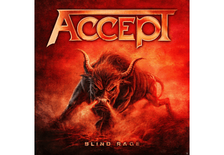 Accept - Blind Rage - (CD + Blu-ray Disc)