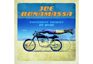 Joe Bonamassa - Different Shades Of Blue [CD]