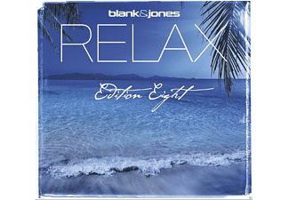 Blank & Jones - Relax Edition 8 (Eight) [CD]