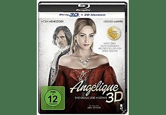 Angélique - (3D Blu-ray (+2D))