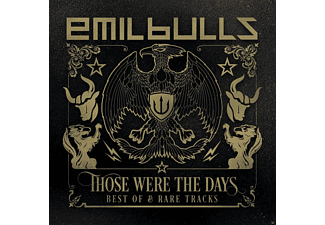 Emil Bulls - Those Were The Days (Best Of & Rare Tracks) [CD]