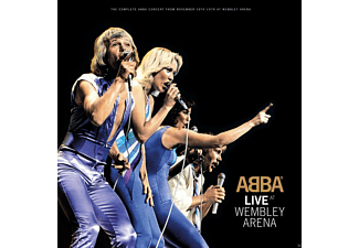 ABBA - Live At Wembley Arena [CD]