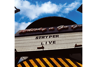 Stryper - Live At The Whisky (Digipak) [CD + DVD]