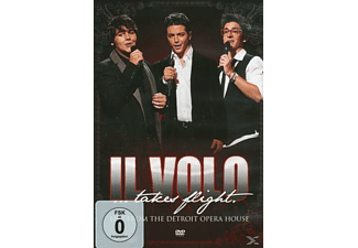 Il Volo - ...Takes Flight (Live From Detroit) - (DVD)