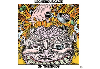 Lecherous Gaze - On The Skids (LP) - (Vinyl)