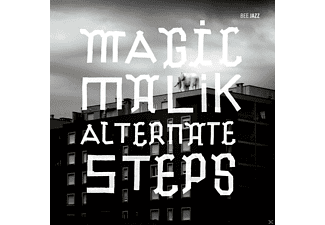 Magic Malik - Alternate Steps - (CD)