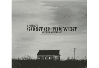 Spindrift - Ghost Of The West [CD]