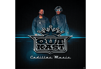 Outkast - Cadillac Music - (CD)