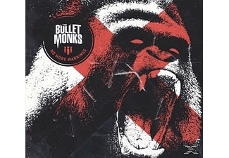 The Bulletmonks - No More Warnings - (CD)