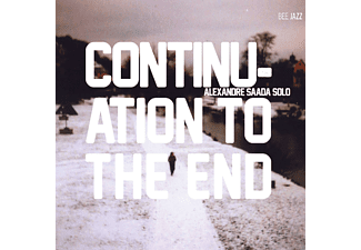 Alexandre Saada - Continuation To The End - (CD)