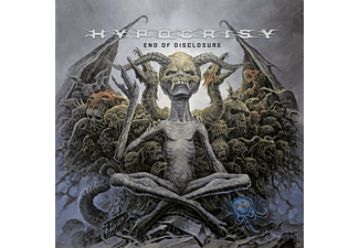 Hypocrisy - End Of Disclosure [CD]