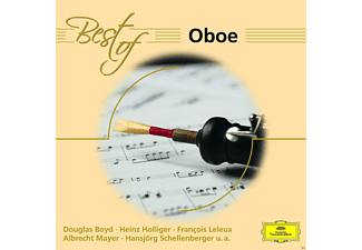 VARIOUS - BEST OF OBOE [CD]