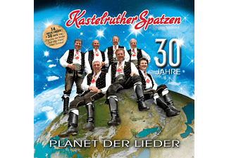 Kastelruther Spatzen - Planet Der Lieder [CD]