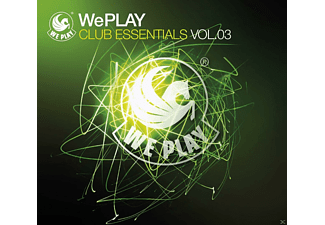 VARIOUS - Weplay Club Essentials Vol.3 [CD]