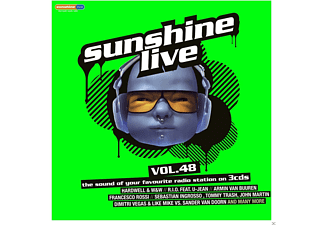 VARIOUS - Sunshine Live Vol.48 [CD]