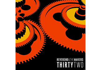 Reverand And The Makers - Thirty Two [CD]