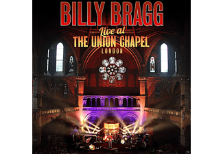 Billy Bragg - Live At The Union Chapel, London - (CD)